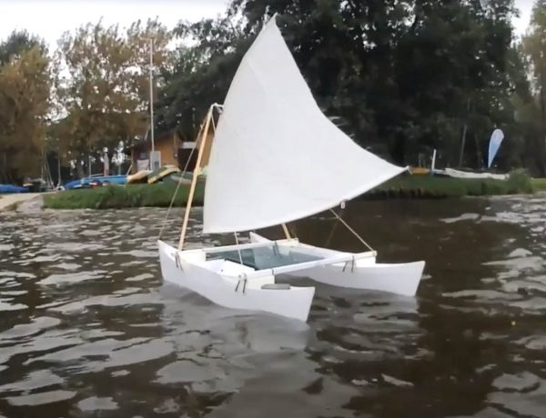PJOA Catamaran